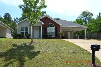 Russell County, Lee County Single Family Home For Sale: 526 22nd Avenue