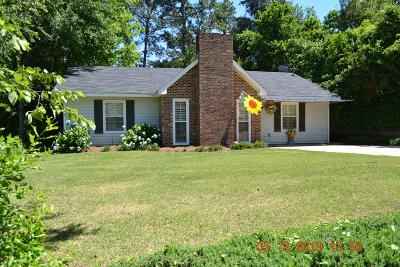 Russell County, Lee County Single Family Home For Sale: 3300 10th Court