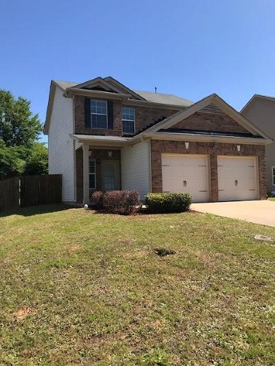 Russell County, Lee County Single Family Home For Sale: 1505 Adie W Adie Street