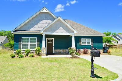 Russell County, Lee County Single Family Home For Sale: 16 Vineyard Drive
