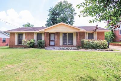Columbus Single Family Home For Sale: 1012 Maridele Drive