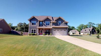 Russell County, Lee County Single Family Home For Sale: 2 Fast Lane