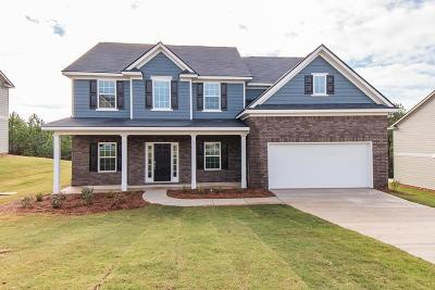 Columbus Single Family Home For Sale: 5172 Sand Hill Drive