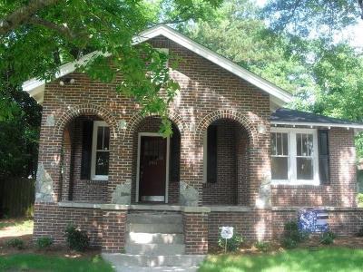 Columbus Single Family Home For Sale: 2511 18th Avenue