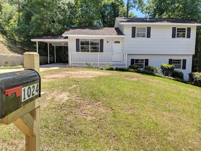 Columbus Single Family Home For Sale: 1024 Bedford Avenue