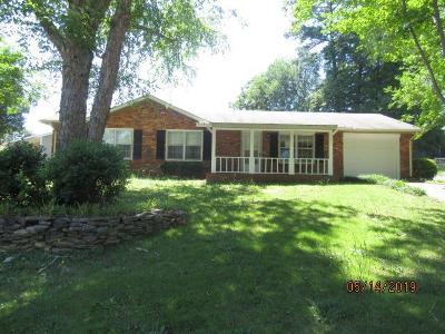 Columbus Single Family Home For Sale: 6601 Benson Drive