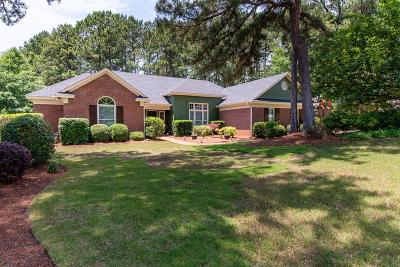 Columbus Single Family Home For Sale: 219 Pine Branch Circle
