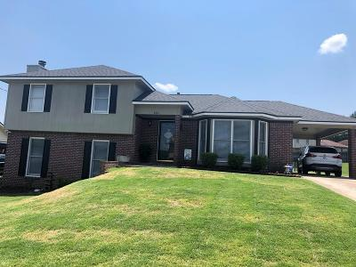 Columbus Single Family Home For Sale: 180 Sweetwater Drive