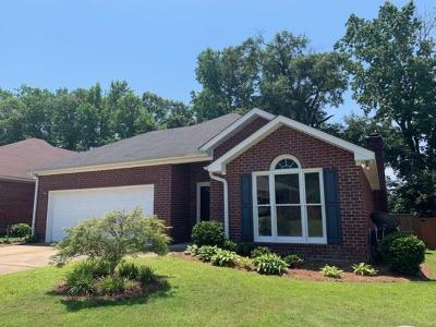 Columbus Single Family Home For Sale: 4038 Sealy Lane
