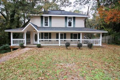 Columbus GA Single Family Home For Sale: $154,900