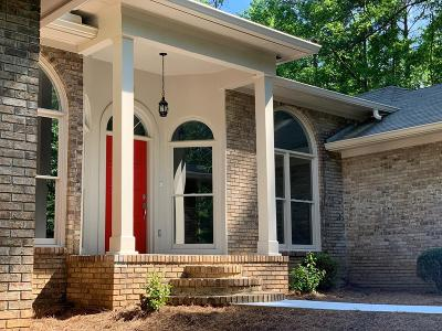Muscogee County Single Family Home For Sale: 1510 Biggers Road