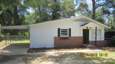 Columbus GA Single Family Home For Sale: $58,900