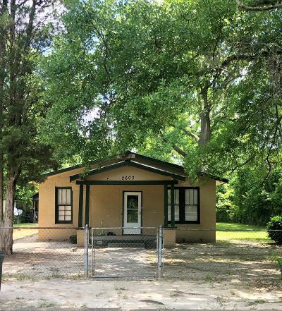 Columbus GA Single Family Home For Sale: $32,000