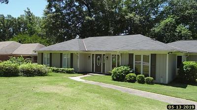Columbus GA Single Family Home For Sale: $109,000