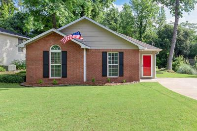 Columbus Single Family Home For Sale: 5019 McCaghren Drive