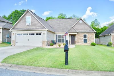 Phenix City Single Family Home For Sale: 2908 Nancy Drive