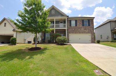 Columbus Single Family Home For Sale: 2659 Honeysuckle Drive