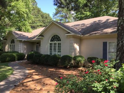 Muscogee County Single Family Home For Sale: 9300 Midland Woods Drive