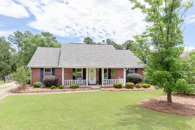 Russell County, Lee County Single Family Home For Sale: 55 Lee Road 2033