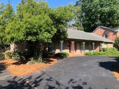 Columbus GA Single Family Home For Sale: $209,000