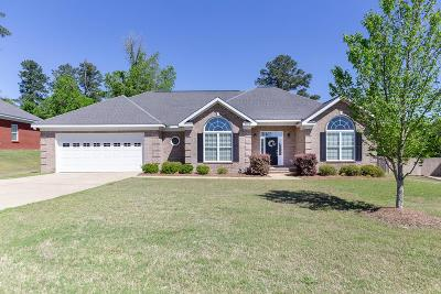 Russell County, Lee County Single Family Home For Sale: 2732 Sawgrass Lane