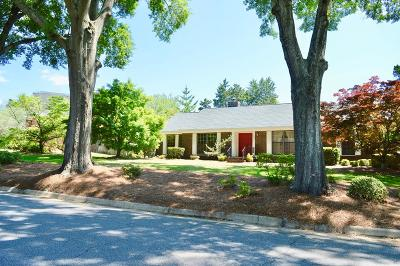 Columbus Single Family Home For Sale: 3950 Sears Road