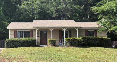 Phenix City Single Family Home For Sale: 2424 13th Avenue