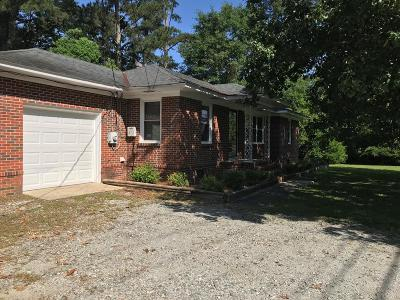 Columbus Single Family Home For Sale: 4436 Weems Road