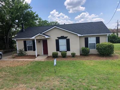 Columbus Single Family Home For Sale: 5534 Hunter Road