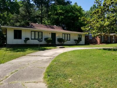 Columbus Single Family Home For Sale: 3004 Piper Street