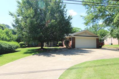 Columbus Single Family Home For Sale: 6879 Mobley Road