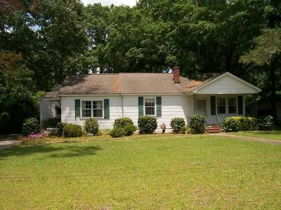 Columbus Single Family Home For Sale: 3715 Oak Drive