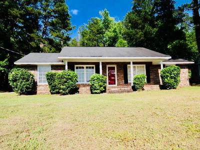 Russell County, Lee County Single Family Home For Sale: 2600 Poyner Drive