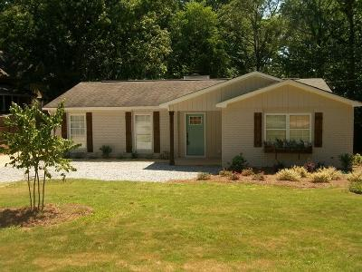 Columbus Single Family Home For Sale: 7718 Nature Trail
