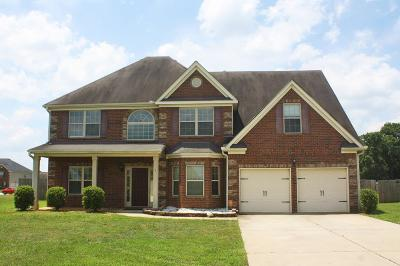 Russell County, Lee County Single Family Home For Sale: 5 Landings Court