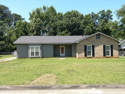 Columbus Single Family Home For Sale: 6213 Goodwin Drive