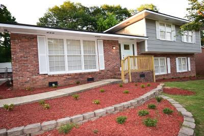 Columbus Single Family Home For Sale: 2325 Coventry Drive