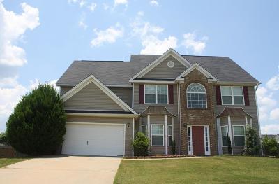Phenix City Single Family Home For Sale: 8 Oakwood Drive