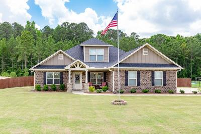 Russell County, Lee County Single Family Home For Sale: 65 Lee Road 2207
