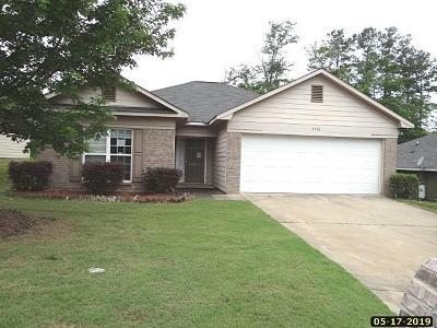 Columbus Single Family Home For Sale: 5596 Poydasheff Court