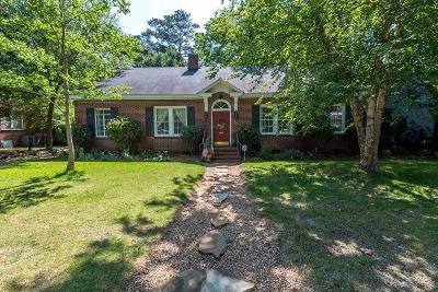 Columbus Single Family Home For Sale: 2214 18th Avenue