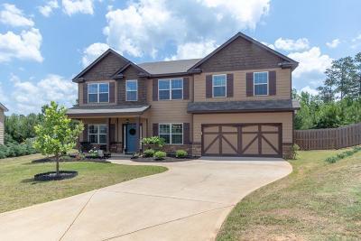 Columbus Single Family Home For Sale: 4965 Brightstar Lane