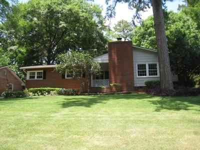 Columbus Single Family Home For Sale: 4037 Savannah Drive