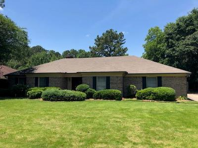 Columbus Single Family Home For Sale: 4231 Westfield Court