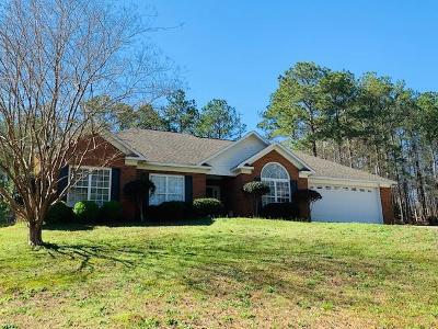 Russell County, Lee County Single Family Home For Sale: 490 Lee Road 2046