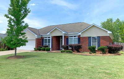 Midland Single Family Home For Sale: 9161 Garrett Lake Drive