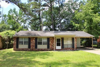 Columbus Single Family Home For Sale: 2833 Viking Drive