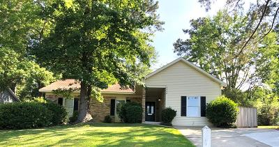 Columbus Single Family Home For Sale: 6508 Tidewater Court