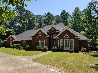 Cataula Single Family Home For Sale: 27 Laurel Ridge Lane