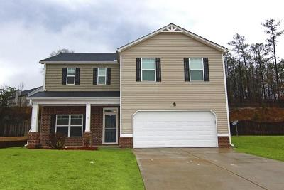 Phenix City Single Family Home For Sale: 22 Cedarwood Court